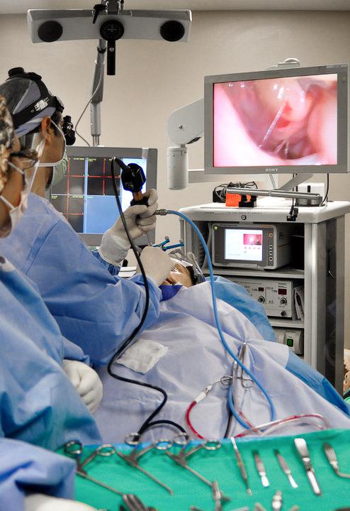 MedSpark Endoscopic Surgical Device Design, Development, and Engineering