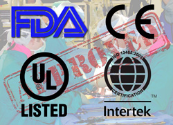 FDA Clearance, MDD, and CE Approval for Regulated Medical Devices